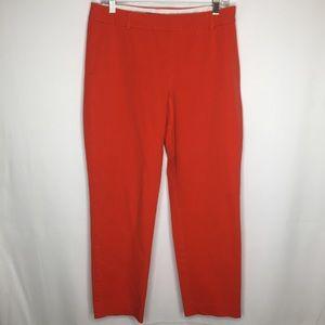 Talbots Heritage 10 pink dress pants